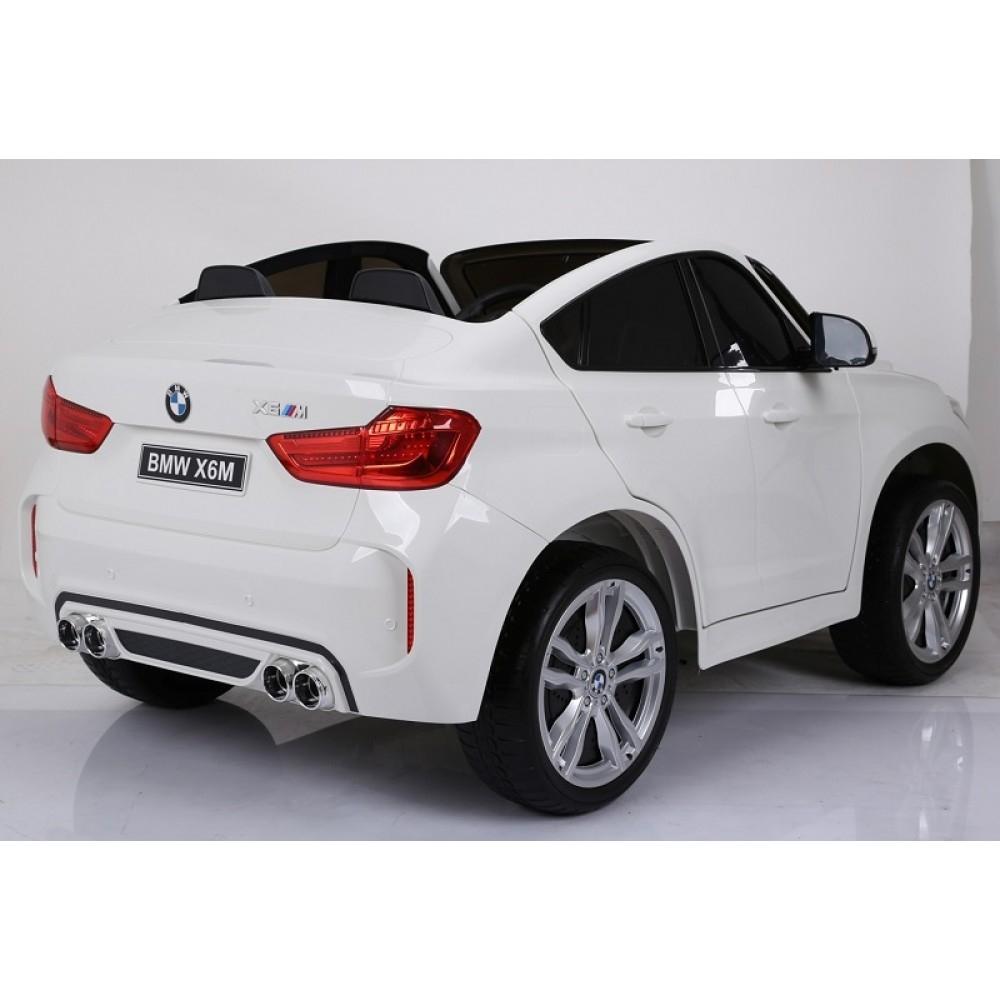 Bmw X6m Review: MASINUTA ELECTRICA BMW X6M Pentru Copii 2LOCURI 12v-big