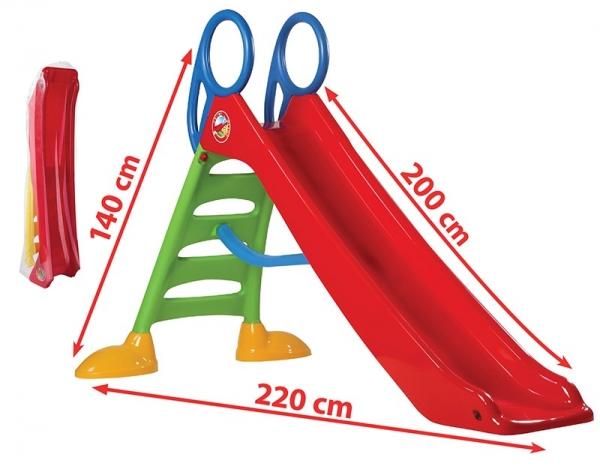 Topogan Dohany   200cm pentru copii 1