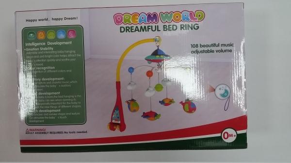 Carusel pentru copii cu avioane si elicoptere Dream world 1