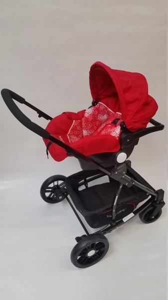 Caraucior nou nascut Baby Care 3 in  1 transformabil 4