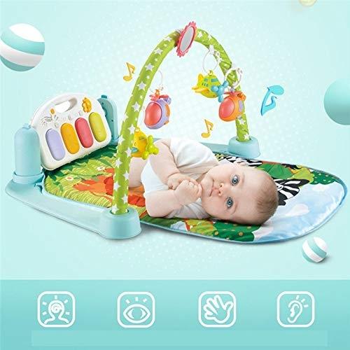 Saltea activitatii Baby Piano Gym cu telecomanda 2