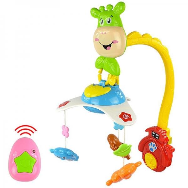 Carusel pentru copii learning fun Girafa 2
