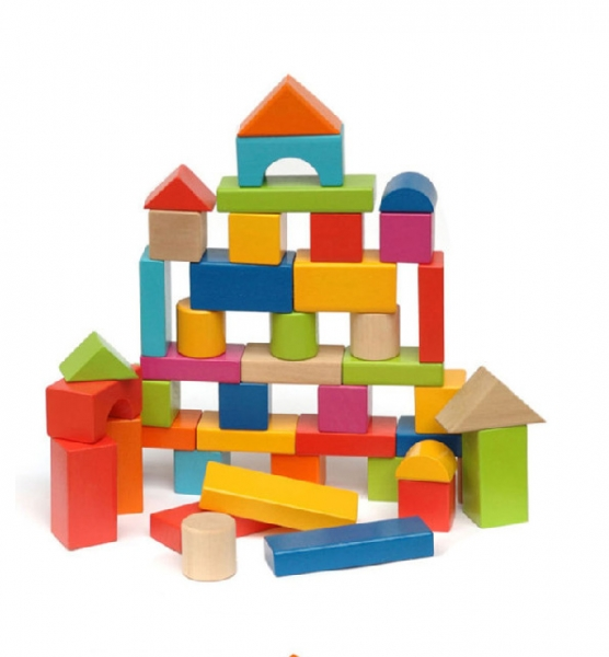 Set cuburi lemn in galetusa 2