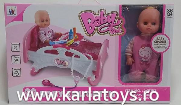 Patut cu bebelus si accesorii 1