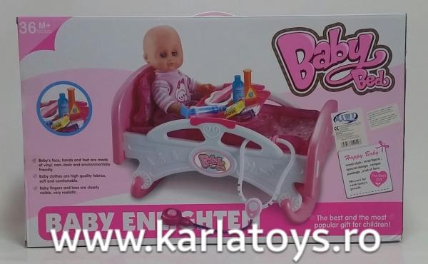 Patut cu bebelus si accesorii 2