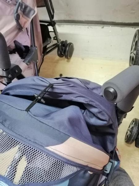 Carucior sport Baby Care inchidere tip umbrela  transport inclus 2
