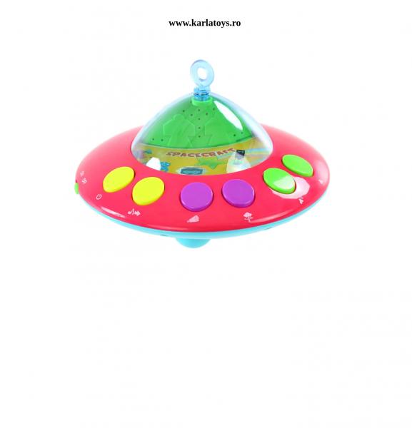 Carusel pentru copii cu avioane si elicoptere Dream world 3