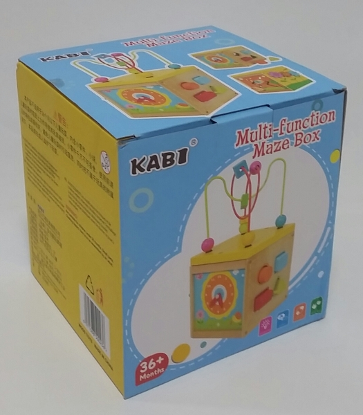 Cub educativ 5 in 1 Active Sun KABI 8
