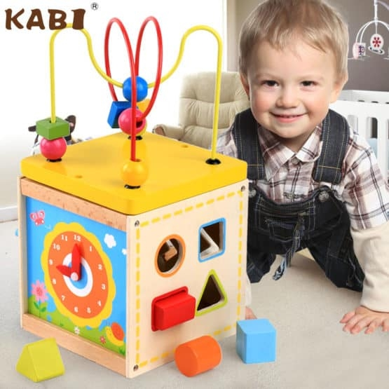 Cub educativ 5 in 1 Active Sun KABI 1