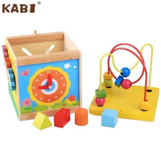 Cub educativ 5 in 1 Active Sun KABI 3