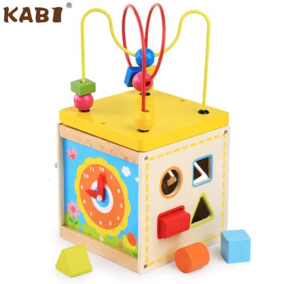Cub educativ 5 in 1 Active Sun KABI 4