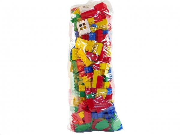 Cuburi constructie lego K2 Super max 350 piese 1
