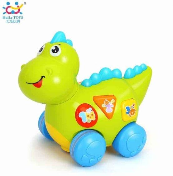Jucarie bebe micul Dinozaur 0