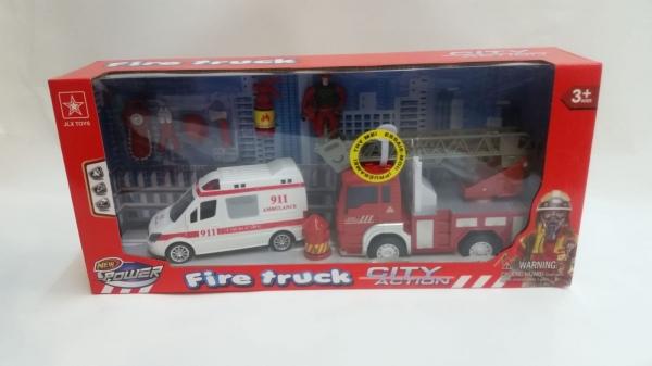 Jucarie Fire Truck 0