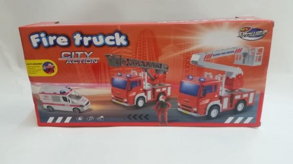 Jucarie Fire Truck 1