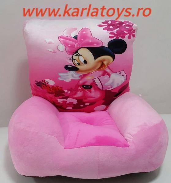 Fotoliu plus Minnie Mouse Sit Down 0