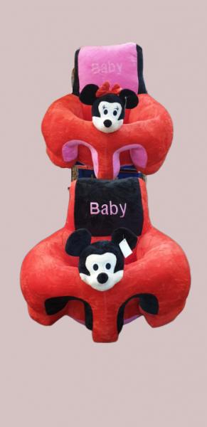 Fotoliu plus sit up Bebe cu sezut pernuta si spatar 0