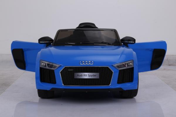 Masinuta electrica Audi R8 pentru copii 12 v 0