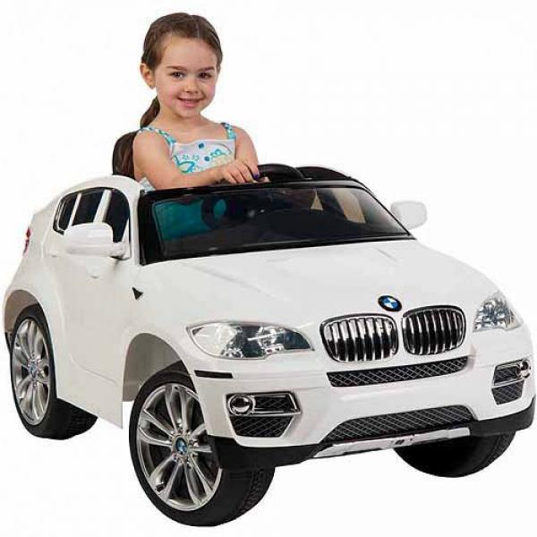 Masinuta electrica Bmw X6 pentru copii 12 v 3