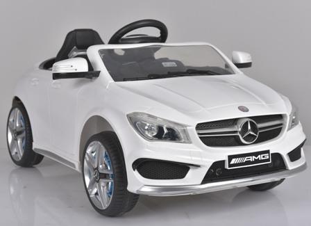 Masinuta electrica Mercedes CLA45 copii 12 v 6