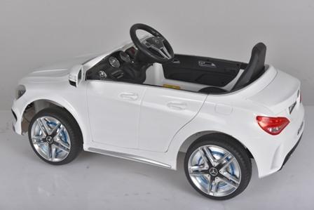 Masinuta electrica Mercedes CLA45 copii 12 v 5