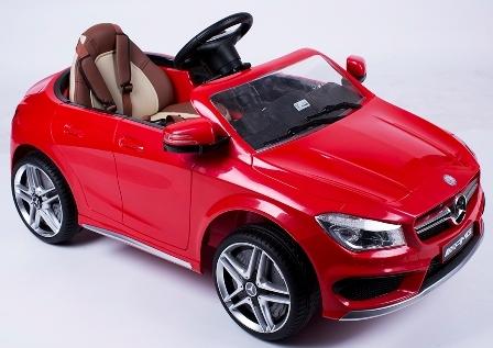 Masinuta electrica Mercedes CLA45 copii 12 v 1