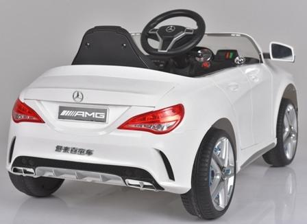 Masinuta electrica Mercedes CLA45 copii 12 v 4