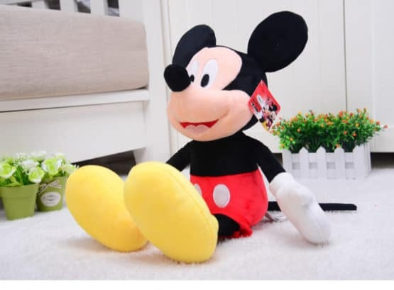 Mickey Mouse plus  70 cm 0