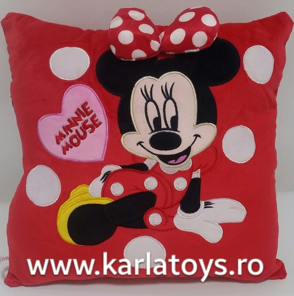 Pernuta Minnie Mouse 3d  Mickey Mouse 0