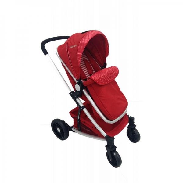 Carucior nou nascuti 2 in 1 Baby Care PRO YK-18 2