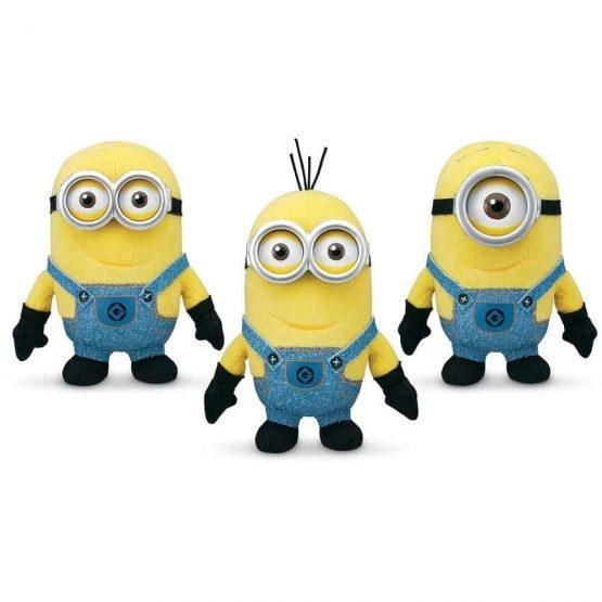 Set 3 Minioni plus Stuart, Tim, Dave 0