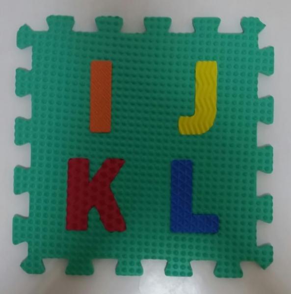 Set puzzel 10 piese cifre si litere  mari 31/31 cm 3