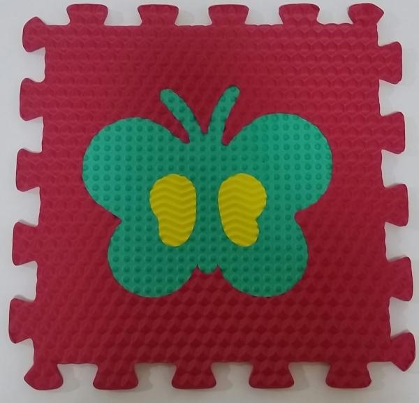 Set puzzel 10 piese cu animale 31/31 cm 12