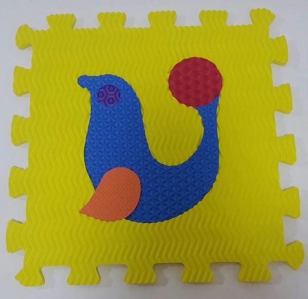 Set puzzel 10 piese cu animale 31/31 cm 8