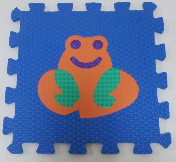 Set puzzel 10 piese cu animale 31/31 cm 7