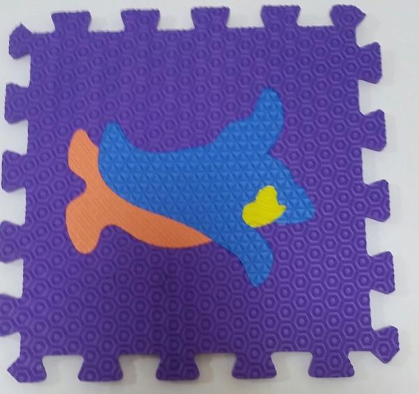 Set puzzel 10 piese cu animale 31/31 cm 5
