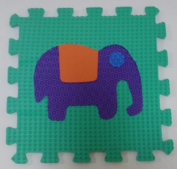 Set puzzel 10 piese cu animale 31/31 cm 6